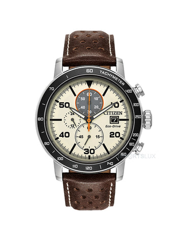 Citizen Eco Drive Chronograph Ca0649-06x