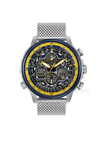 Citizen Eco Drive Navihawk Blue Angels Jy8031-56l