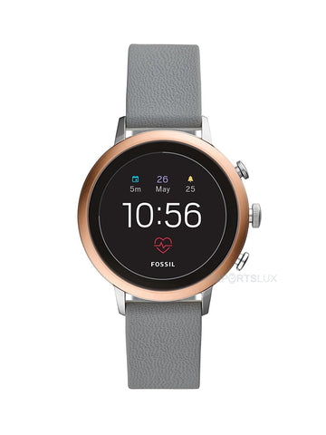 Fóssil Smartwatch Ladies Gen 4 Venture HR Ftw6016