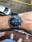 Seiko Presage Automatico Blue Moon Cocktail SRPB41