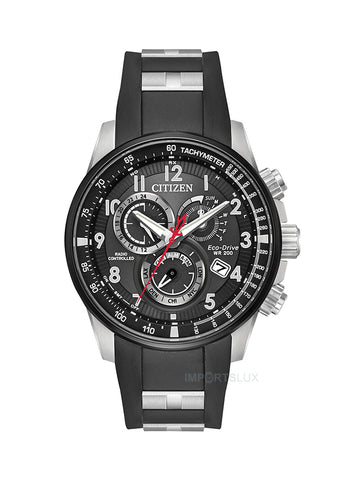 Citizen Eco-drive Perpetual Chrono A-t At4138-05e