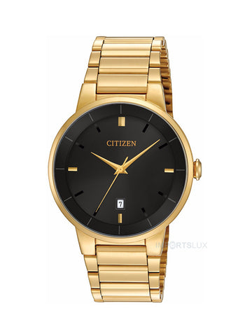 Citizen Classic Gold Fashion Slim Bi5012-53e