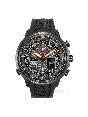 Citizen Eco-drive Navihawk Atomic Jy8035-04e
