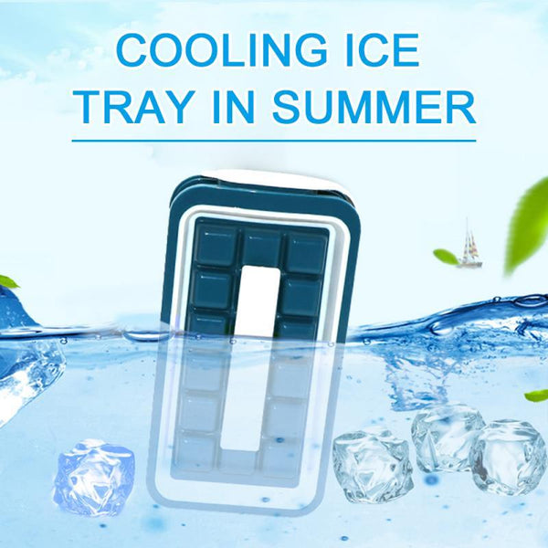Portable Folding Ice Tray