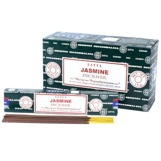 Satya Jasmine incense sticks 15g