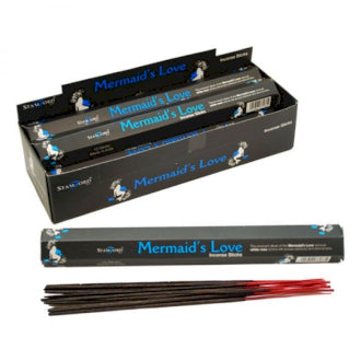 Mermaid's love Incense Sticks (15's) stamford