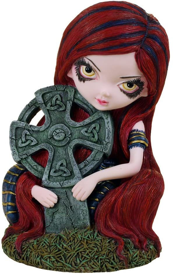 Strangely Lonely Strangeling Limited Edition Figurine By Jasmine Becket-Griffith