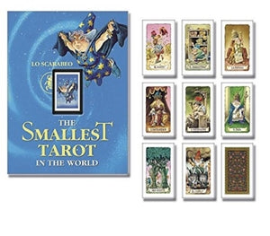 Smallest tarot in the world