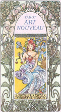 Load image into Gallery viewer, Tarot deck - Art Nouveau