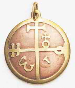 Star charms - Mediaeval charm magickal amulet