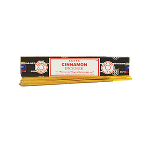 Satya Cinnamon incense sticks 15g