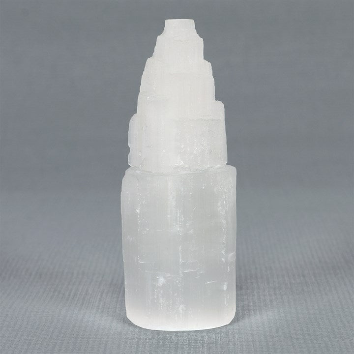 Selenite mountain 10cm