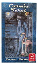 Load image into Gallery viewer, Tarot deck - Cosmic Tarot - Norbert Losche