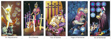 Load image into Gallery viewer, Tarot deck - Tarot of the Cat people