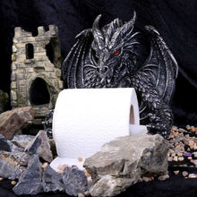 Load image into Gallery viewer, Dragon toilet roll holder