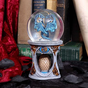 Dragon heart Snowglobe - Anne Stokes