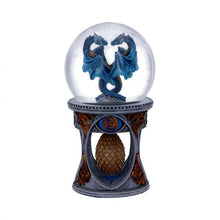 Load image into Gallery viewer, Dragon heart Snowglobe - Anne Stokes