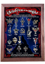Load image into Gallery viewer, Children of the night - Talons of the moon