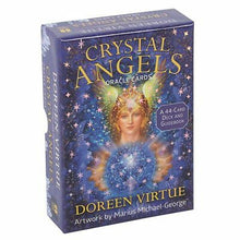 Load image into Gallery viewer, Oracle - Crystal Angels - Doreen Virtue