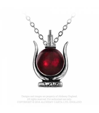 Cult of Aset necklace - Alchemy Gothic