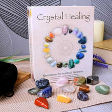 Load image into Gallery viewer, Crystal healing boxed set of 12 stones