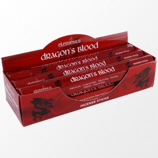 Elements Dragons blood incense sticks (20)