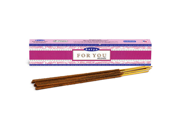 Satya For you incense sticks 15g