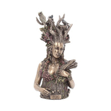 Load image into Gallery viewer, Gaia bust - mother earth 26cm