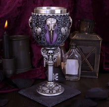 Load image into Gallery viewer, Edgar's nevermore raven goblet 18cm