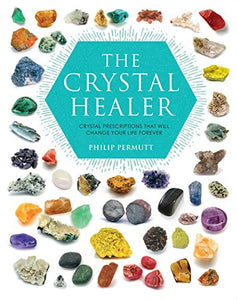 Book: The Crystal Healer by Philip Permutt