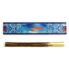 Load image into Gallery viewer, Satya Aastha incense sticks 15g