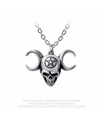 Lune Mystique necklace - Alchemy Gothic