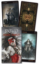 Load image into Gallery viewer, Tarot deck (mini) - Royo Dark - Luis Royo