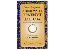 Load image into Gallery viewer, Tarot deck - Rider Waite