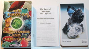 Tarot deck - The tarot of Gemstones and Crystals