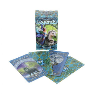 Tarot deck - Legends - Anne Stokes