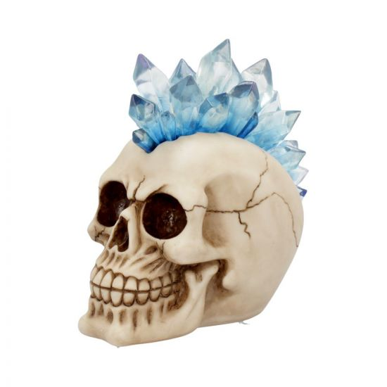 Skull - Crystal hawk LED light up 'crystals' 18cm