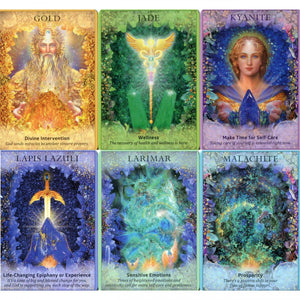 Oracle - Crystal Angels - Doreen Virtue