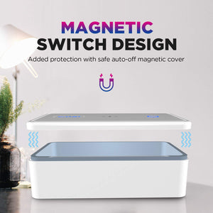 Cahot Fast 8-UV Light Sanitizer Box
