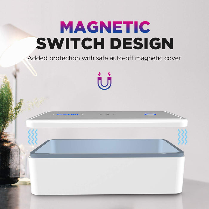 Cahot Fast 8-UV Light Sanitizer Box - Cahot