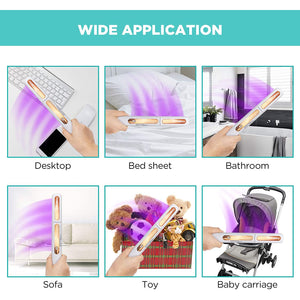 Cahot UV Light Sanitizer Wand