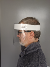 Load image into Gallery viewer, Covid-19 Face Shield - All-Purpose Version