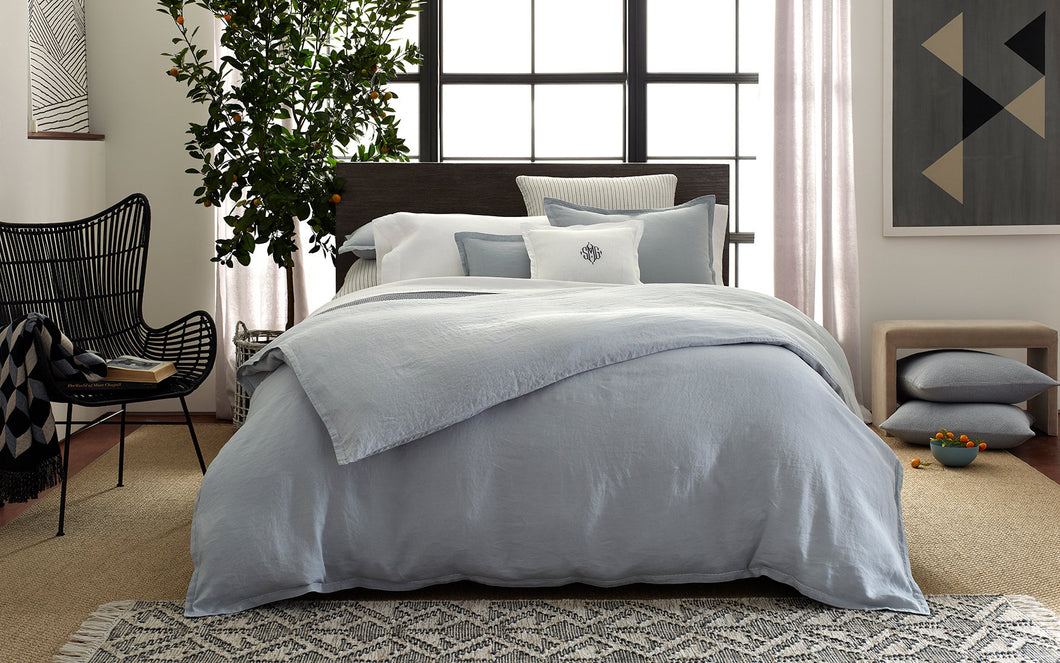 Thea King Duvet- White