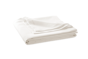 Matouk Elliot Coverlet Bone-Twin