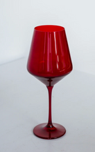 Load image into Gallery viewer, Colored Wine Stemware
