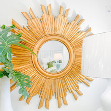Load image into Gallery viewer, Sunburst Mirror