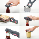 POINT™ 6 in 1 Cans Opener