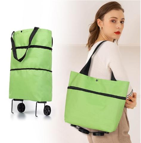 POINT™ Foldable Shopping Bag