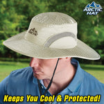 The 2020 Evaporative Cooling Hat With UV Protection