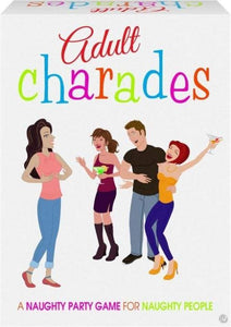 Charades for Adults-Tasteful Desires Adult Shop